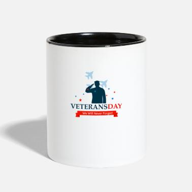 Veterans Day Veterans Day - Contrast Coffee Mug