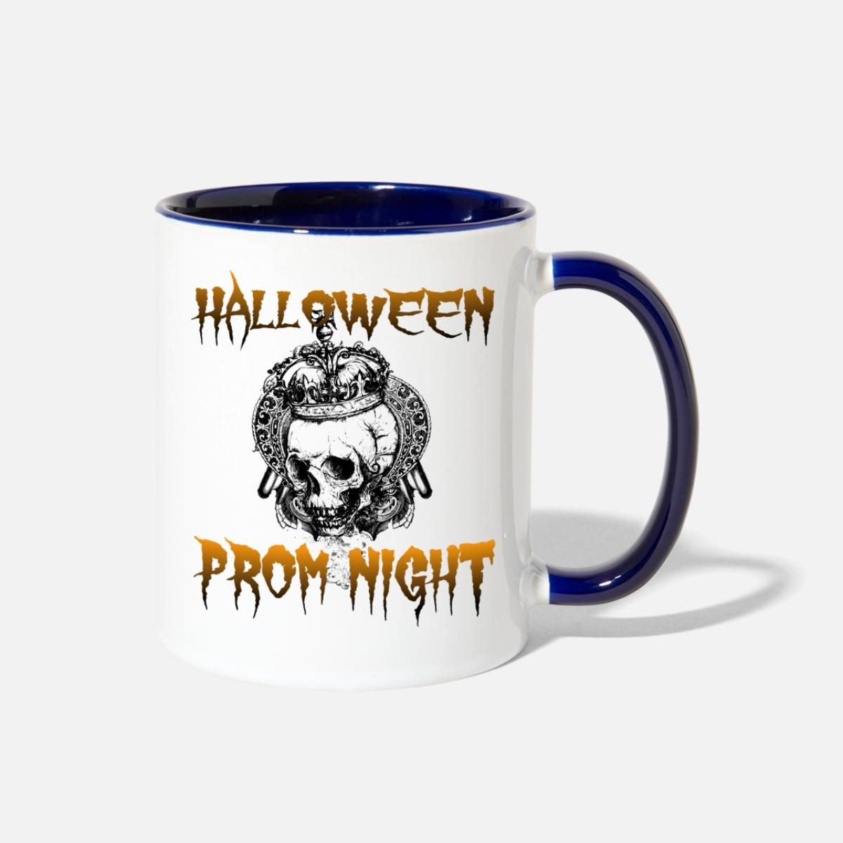 compare and contrast halloween night to prom night