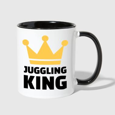 Juggling - Contrast Coffee Mug