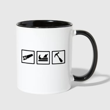 Carpenter Carpenter - Contrast Coffee Mug