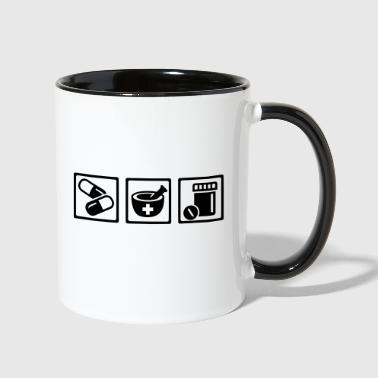 Pharmacy Pharmacy - Contrast Coffee Mug