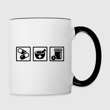 Pharmacy - Contrast Coffee Mug