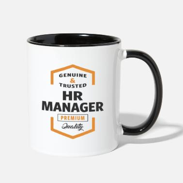 Hr Manager HR Manager - Contrast Coffee Mug