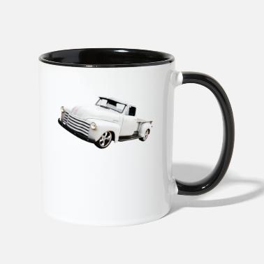 Retro Trucking in style - Contrast Coffee Mug