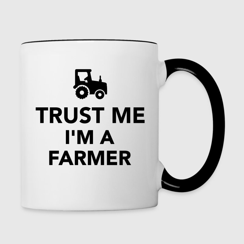 Farmer - Contrast Coffee Mug