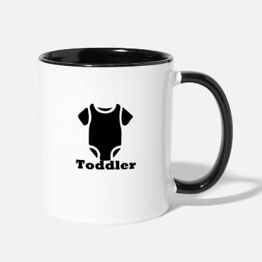 Criaturas Toddler - Two-Tone Mug