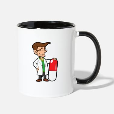 Doctor Doctor Pharmacist - Two-Tone Mug