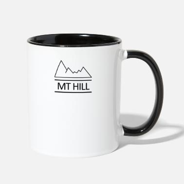 Hill Billy Mount Hill - Two-Tone Mug