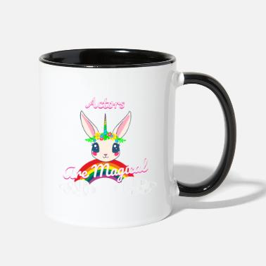 Actors are magical - Two-Tone Mug