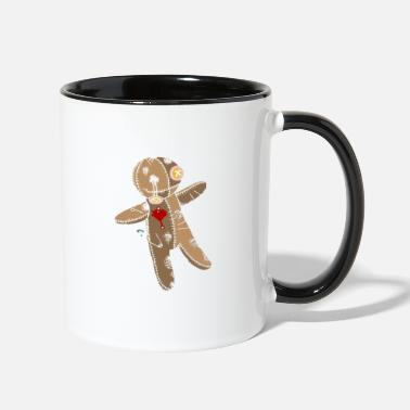 Witchcraft Voodoo Doll Witchcraft - Two-Tone Mug