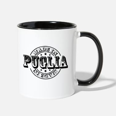 made in puglia m1k2 - Contrast Coffee Mug