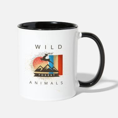 Animal Lover animal lovers - Two-Tone Mug
