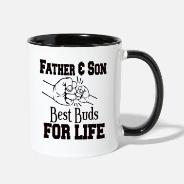 Father Father And Son - Two-Tone Mug