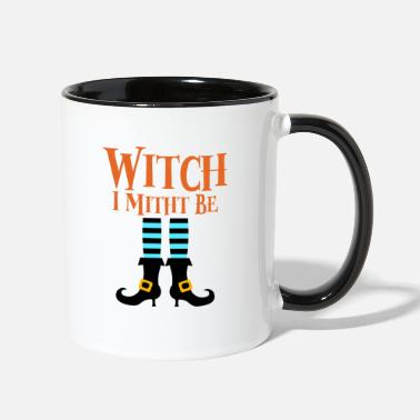 Witch Witch Witches - Two-Tone Mug