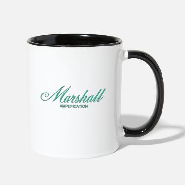 Marshall marshall green - Two-Tone Mug