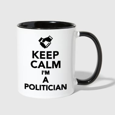 Politician Politician - Contrast Coffee Mug