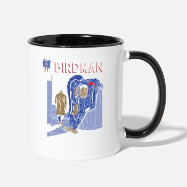 Birdman Birdman no More - Two-Tone Mug