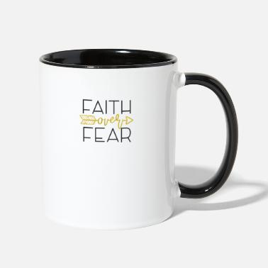 Bible Verse INSPIRATIONAL CHRISTIAN BIBLE VERSE product - - Two-Tone Mug