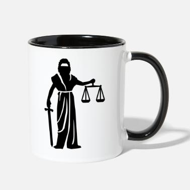 Court Court - Contrast Coffee Mug