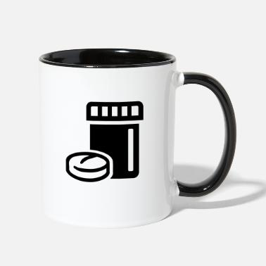 Tablet Tablet - Contrast Coffee Mug