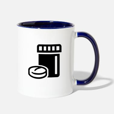 Tablet Tablet - Two-Tone Mug