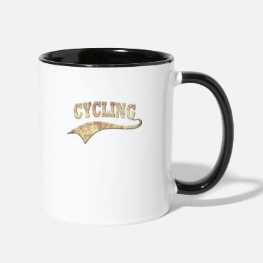 Cycling Cycling - Contrast Coffee Mug
