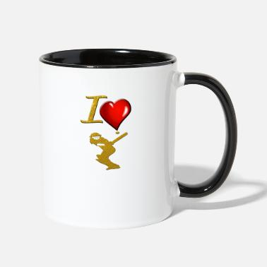 Cricket Cricket - Contrast Coffee Mug