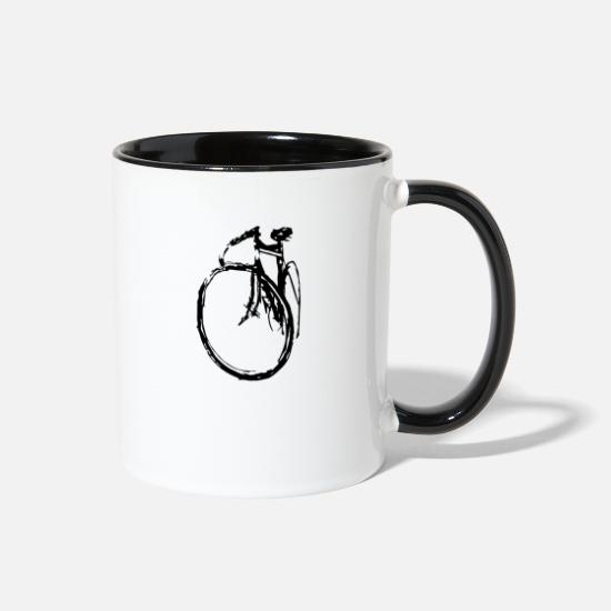 Cool Mugs & Drinkware - Drive - Two-Tone Mug white/black