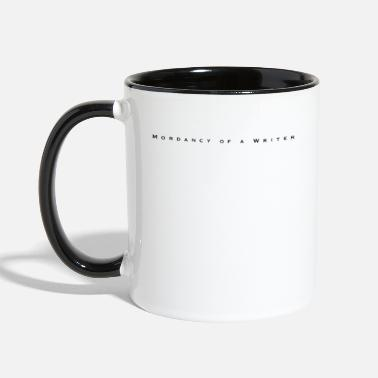 Plain Plain and simple - Two-Tone Mug