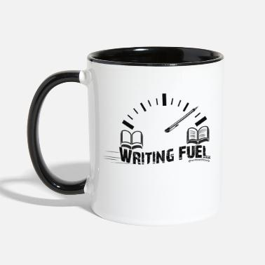 Writing Writing Fuel - Contrast Coffee Mug