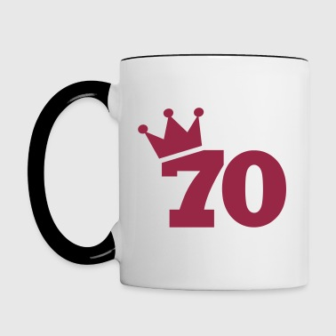 70 - Contrast Coffee Mug