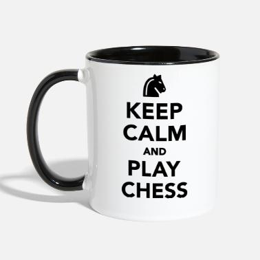 Chess Chess - Two-Tone Mug