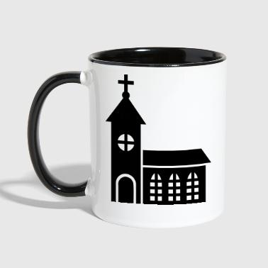 Church - Contrast Coffee Mug