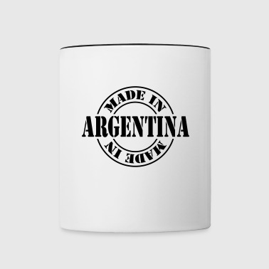 made_in_argentina_m1 - Contrast Coffee Mug