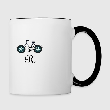 bicycler - Contrast Coffee Mug