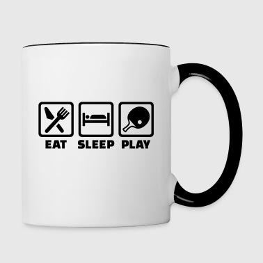 Ping Pong Contrast Coffee Mug
