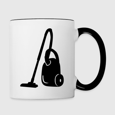 Vacuum cleaner - Contrast Coffee Mug