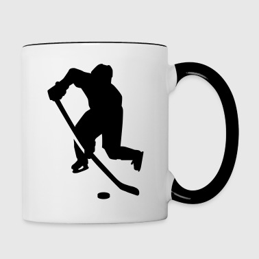 Hockey - Contrast Coffee Mug