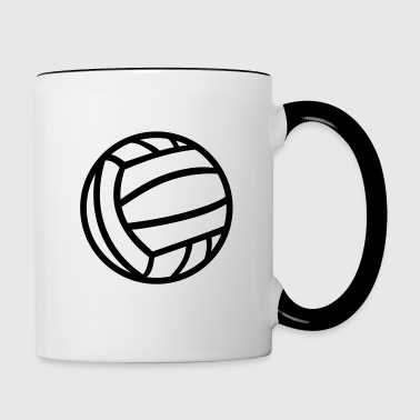 Water polo - Contrast Coffee Mug