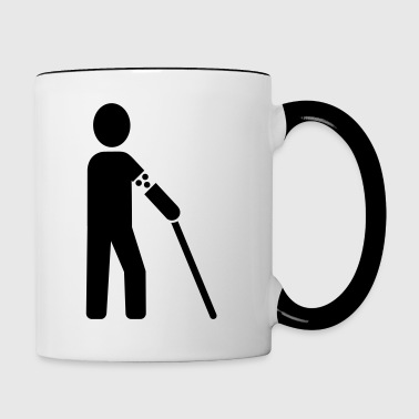 Blind - Contrast Coffee Mug