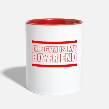 Birthday Present For Fitness Girl GYM IS MY BOYFRIEND FITNESS WORK OUT SPORTS