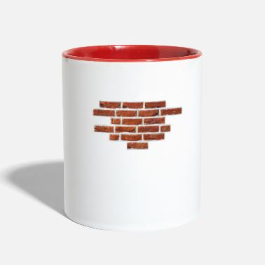 Wall Wall - Contrast Coffee Mug
