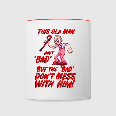 This Old Man - Contrast Coffee Mug