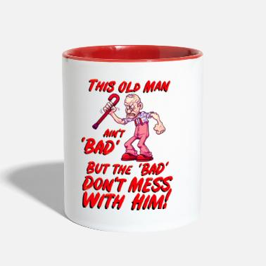Old This Old Man - Contrast Coffee Mug