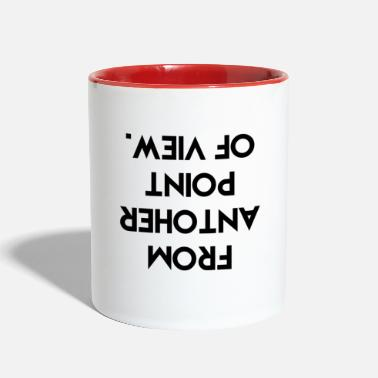 Cool Quotes - Two-Tone Mug
