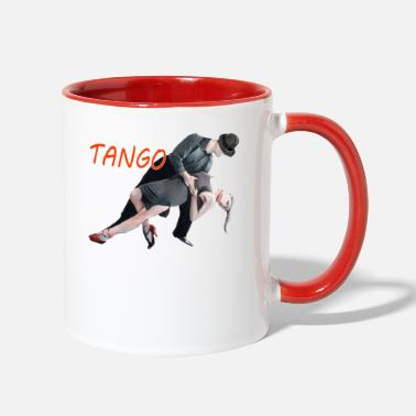 Performance &amp tango - Two-Tone Mug
