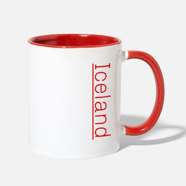 Country Country - Two-Tone Mug