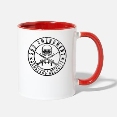 2nd Amendment 2nd amendment - Two-Tone Mug