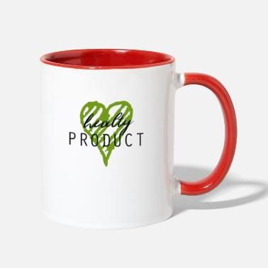 Production Year Healty product - Two-Tone Mug