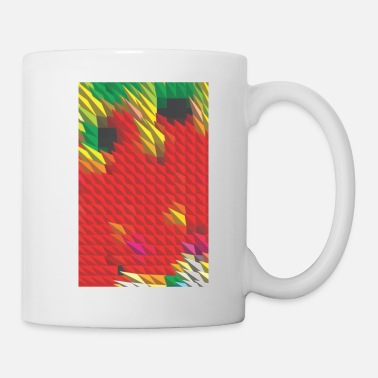 Triangle Triangles - Coffee/Tea Mug